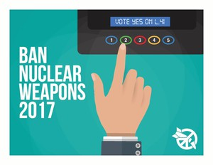 ban nuclear weappons 2017